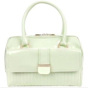 Ted Baker Mint Green Burnam Bag